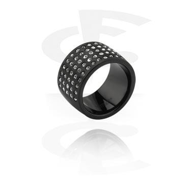 Schwarzer Ring