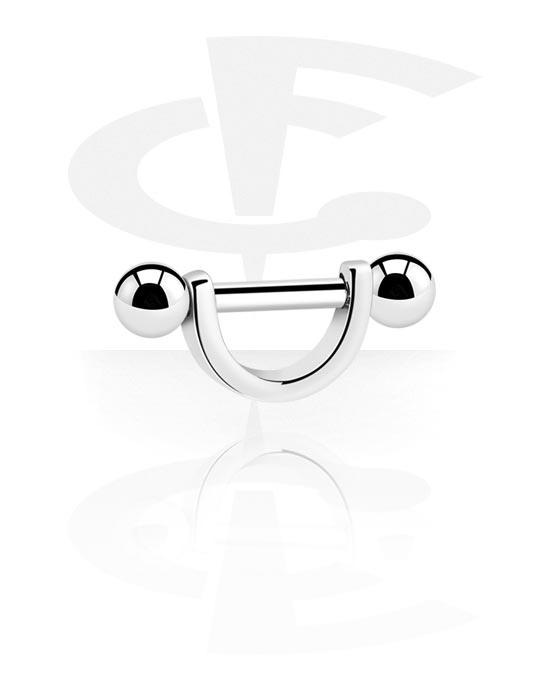 Helix / Tragus, Helix piercing, Chirurgická ocel 316L