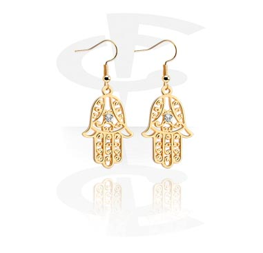 Earrings<br/>[Metal]