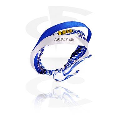 "Bracelet ""Argentine"""