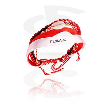 """Armband """"Dänemark"""""""