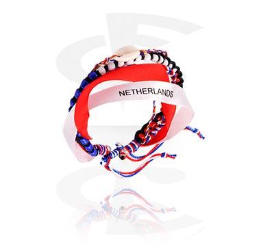 """Armband """"Nederländerna"""""""