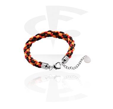 Armbanden, Fashion Bracelet, Satijn