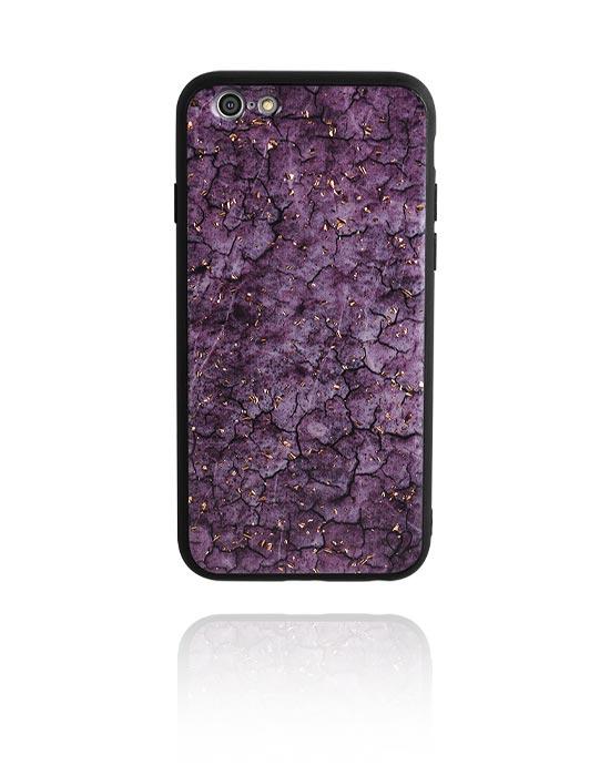 Pouzdro na mobil, Mobile Case s Specs of Gold Design, Termoplast