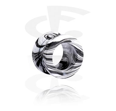 Tunely & plugy, Flesh Tunnel, Surgical Steel 316L