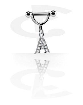 Piercing intime avec pendentif