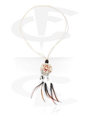 Halskette mit Traumfänger