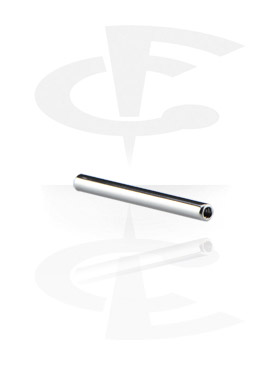 Internally Threaded Micro Barbell Pin