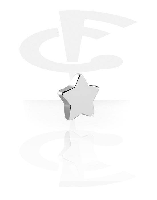 Palloja, nappeja ynnä muuta, Attachment for Internally Threaded Pins , Kirurginteräs 316L