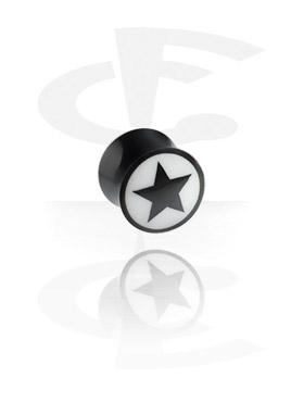 Плаг со звездой