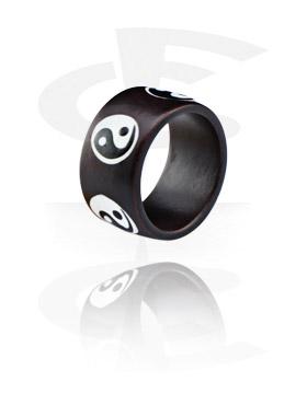 Beschilderde ring