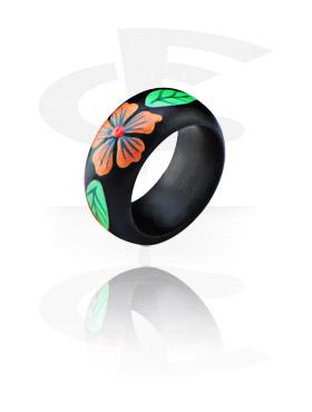 Bemalter Ring