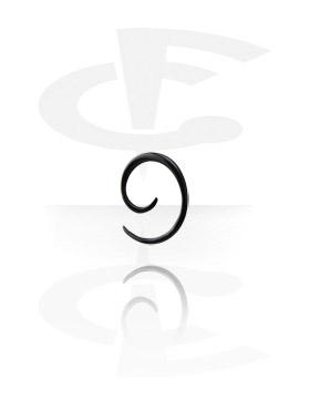 Dehnungszubehör, Spirale, Organisches Material