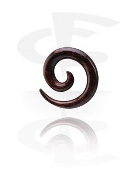 Wooden Spiral Stretcher