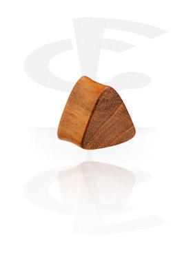 Triangular Flared Plug