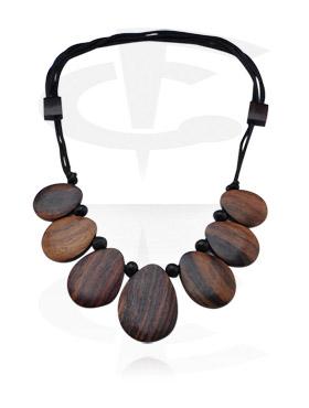 Kaulakorut, Necklace, Wood