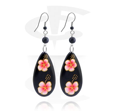 Painted Earrings
