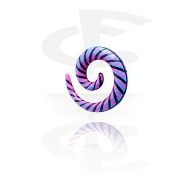Расписная спираль