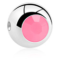 Boules et Accessoires, Boule pour ball closure ring, Acier chirurgical 316L