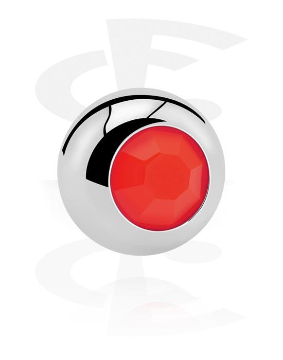 Kulki, igły i nie tylko, Ball z Acrylic Stone, Stal chirurgiczna 316L