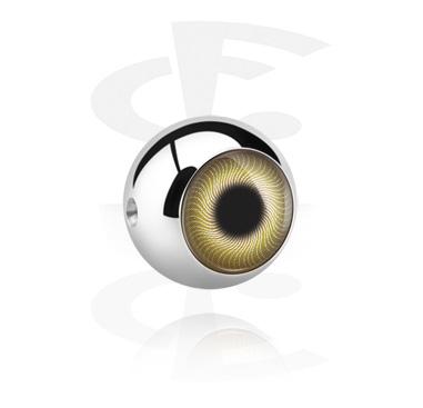 """Boule """"œil"""" pour ball closure ring"""