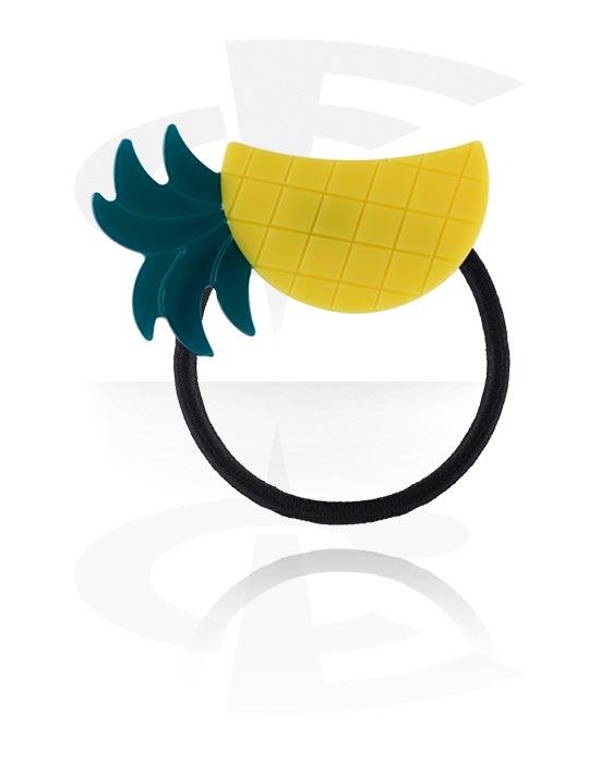 Dodaci za kosu, Hairband s Pineapple Design, Elastična gumica, Akril