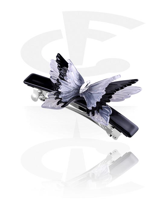 Hiuskorut, Bobby Pin kanssa Butterfly Design, Akryyli