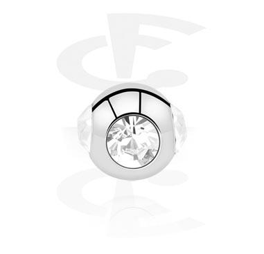 Boules et Accessoires, Boule, Acier chirurgical 316L