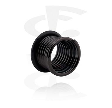 Single flared tube