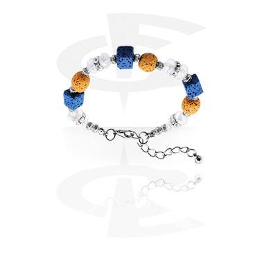 Bransolety, Fashion Bracelet, Basalt