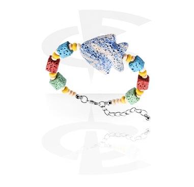 Náramky, Fashion Bracelet, Basalt