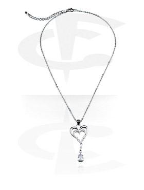 Ogrlice, Necklace, Plated Brass