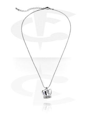 Halsketten, Halskette, Plattiertes Messing