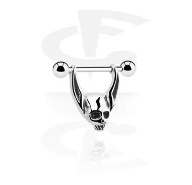 Piercings Téton, Piercing téton, Acier chirurgical 316L
