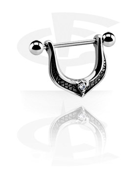 Nipple Piercings, Nipple Shield, Surgical Steel 316L