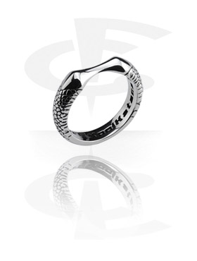 Sormukset, Steel Cast Ring, Surgical Steel 316L