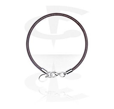 Náramky, Fashion Bracelet, Leather