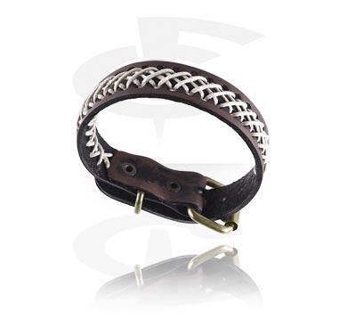Bracelets, Bracelet moderne, Cuir synthétique