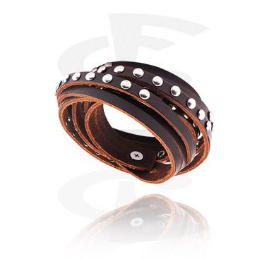 Bransolety, Fashion Bracelet, Imitation Leather