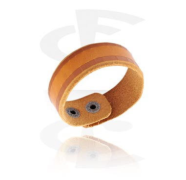 Bransolety, Fashion Bracelet<br/>[Leather], Leather