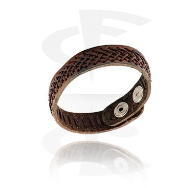 Fashion Bracelet<br/>[Leather]