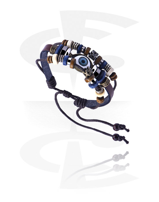Bransolety, Fashion Bracelet, Leather