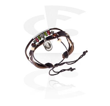 Bracciali, Fashion Bracelet, Leather
