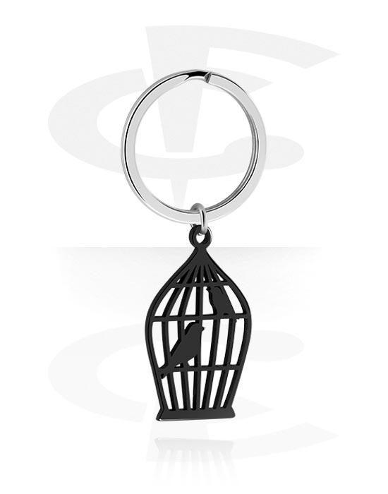 Avaimenperät, Keychain kanssa Bird Design, Kirurginteräs 316L