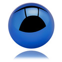 Kulki i inne zakończenia, Anodised Steel Micro Balls, Surgical Steel 316L