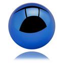 Kuličky a náhradní koncovky, Anodised Steel Micro Balls, Surgical Steel 316L