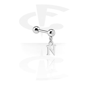 Barbell with Charm