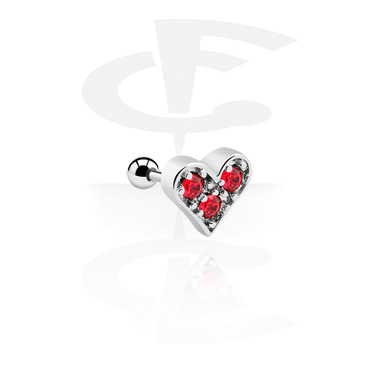 Helix / Tragus, Helix Piercing<br/>[Surgical Steel 316L], Surgical Steel 316L