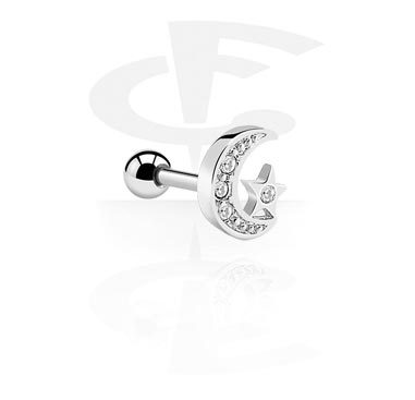 Helix Piercing<br/>[Surgical Steel 316L]