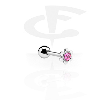 Tragus Piercing Micro Barbell